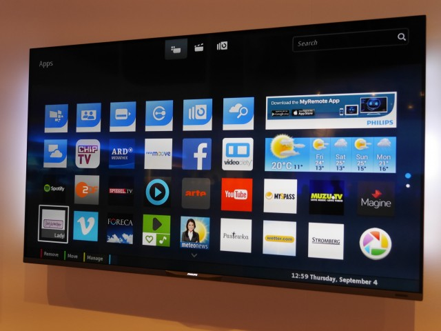 android 4k tv philipd